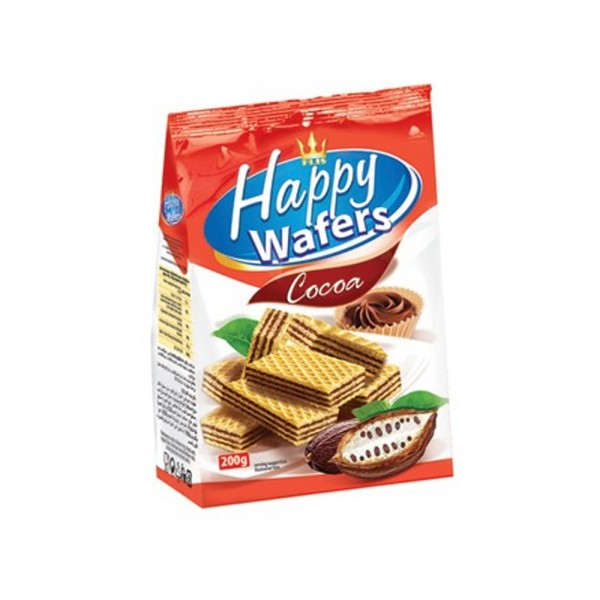 WAFERS COCOA WITH CREAM LAYERS 535029-V001 by Flis Happy