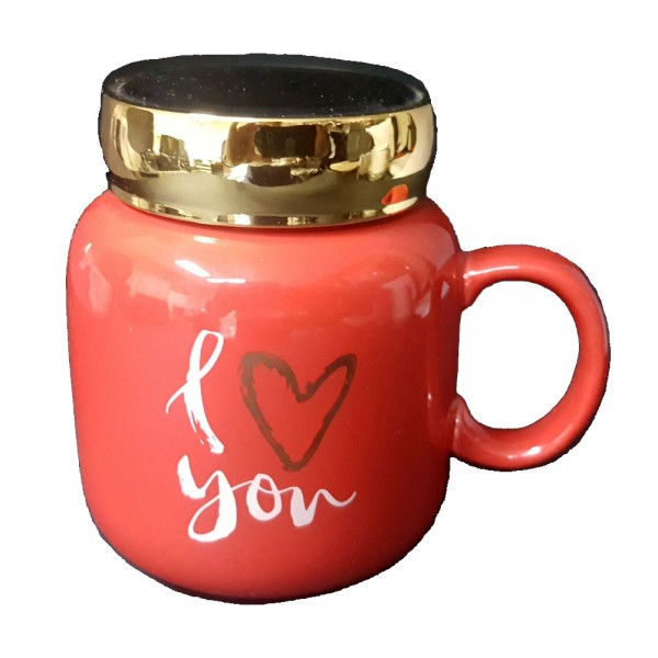 H.Goods Mug Heart 535089-V001 by Home Collection