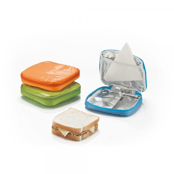 Toyma Sandwich Cooler Bag Square 535137-V001 by Toyma