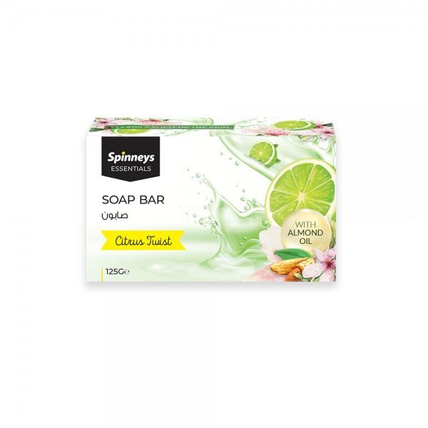 Spinneys Hand Soap Bar Citrus  Twist 535240-V001 by Spinneys Supreme