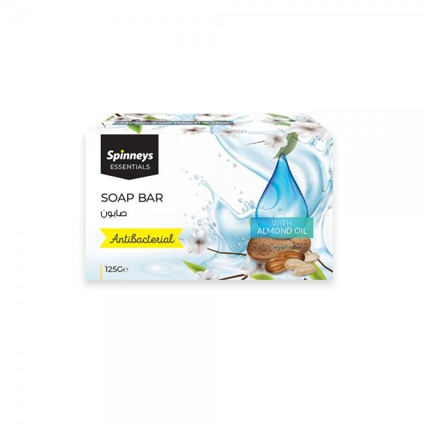 Spinneys Antibacterial Hand Soap Bar 535241-V001 by Spinneys Essentials