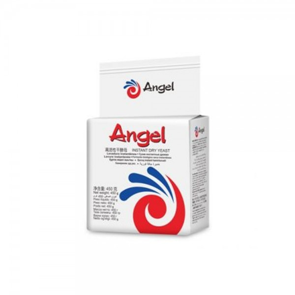 ANGEL Instant Dry Yeast 450g 535295-V001 by Angel