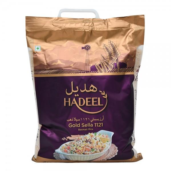 HADEEL Sella Basmati Rice 4.5Kg 535390-V001 by Hadeel