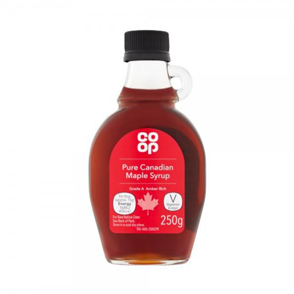 MAPLE SYRUP 535500-V001 by Co op