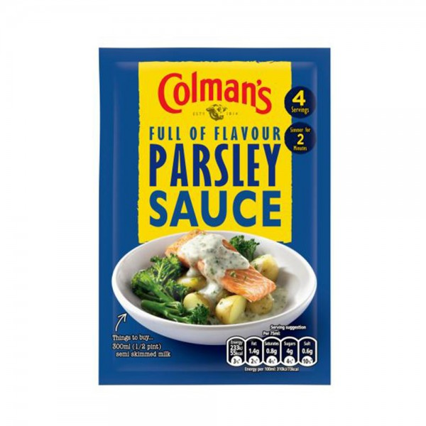 POUR OVER SAUCE PARSLEY 535508-V001 by Colman's
