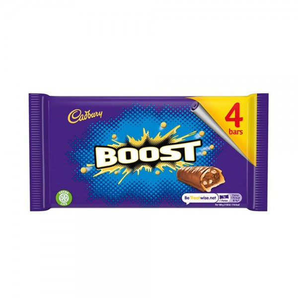 CHOCOLATE 4PK 535516-V001 by Boost Energy