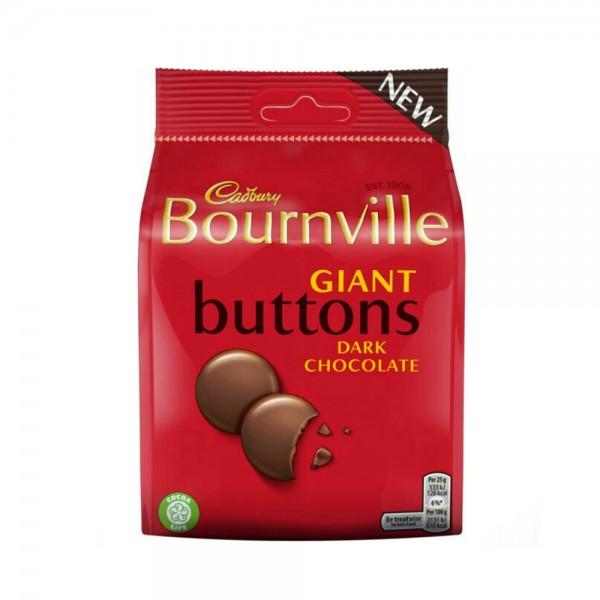 DARK CHOCOLATE BUTTONS 535519-V001 by Cadbury