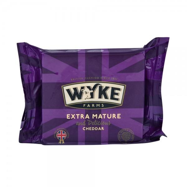 Wyke Extra Mature Cheddar 535652-V001 by Wyke Farms