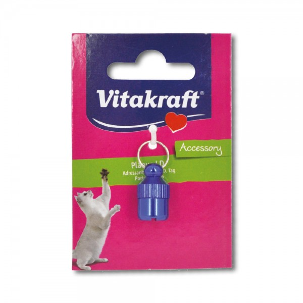 TUBE ADRESS COULEUR CHAT 535797-V001 by Vitakraft
