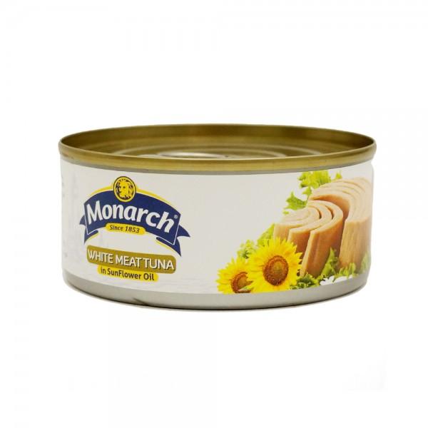 Monarch White Tuna in Sunflower Oil 535821-V001 by Monarch