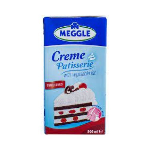 MEGGLE Creme Patisserie Sweetened 500ml 535867-V001 by Meggle