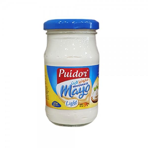 Puidor Mayonnaise Light Jar 535876-V001 by Puidor