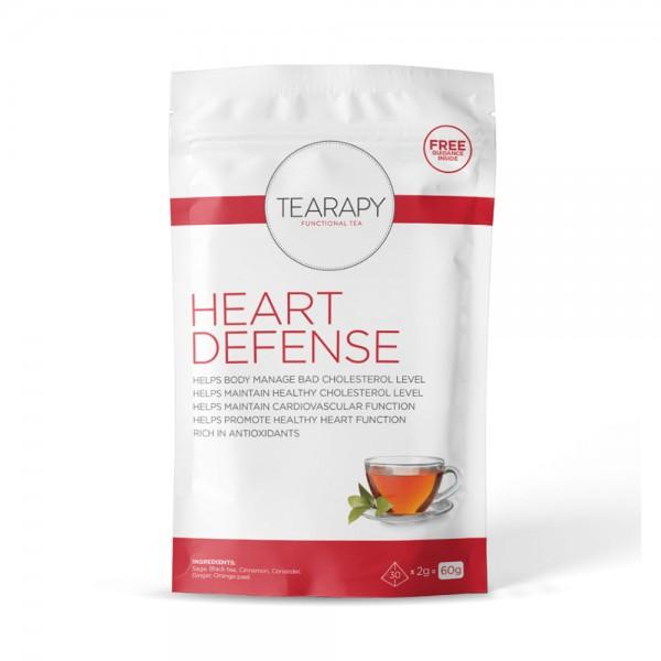 HEART DEFENSE TEA BAGS 535899-V001 by Tearapy