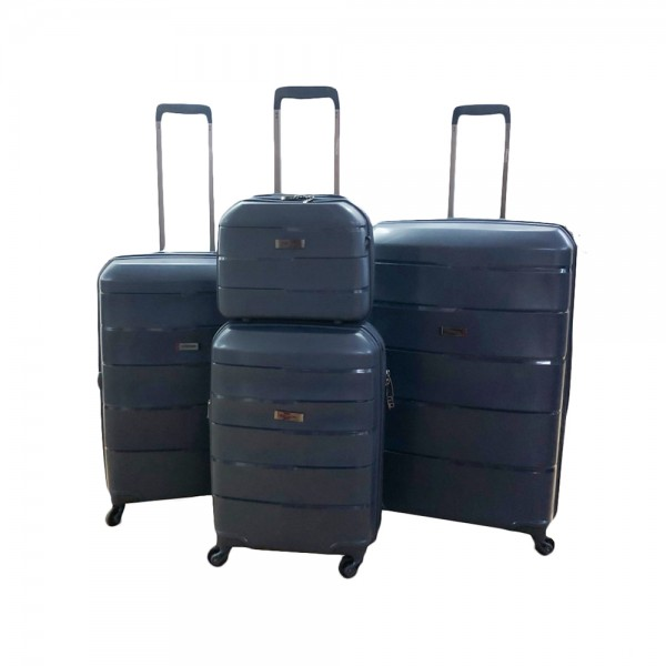 Track Luggage  Set Of 4. 14'' 20'' 24'' 28'' 535927-V001 by Track