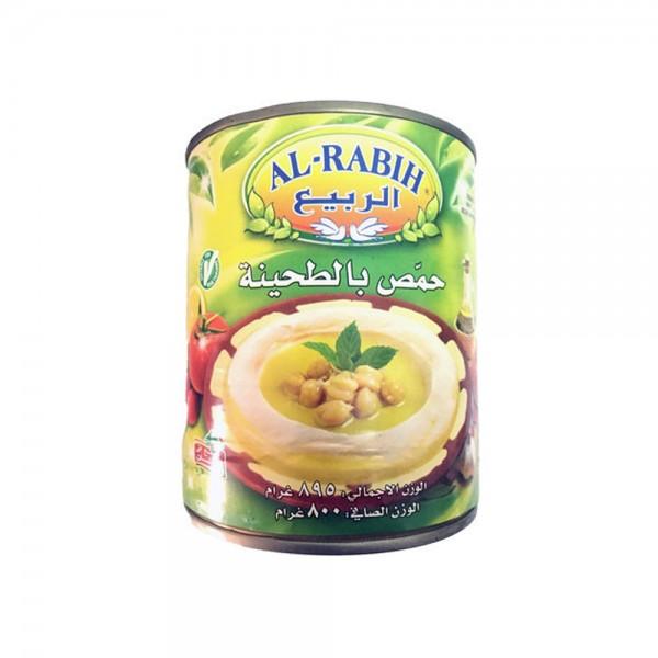 Al Rabih Hommos Tahina 800g 535936-V001 by Al Rabih