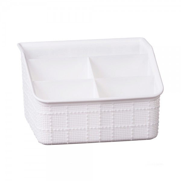 RECTANGLE CONTAINER MIX COLOR 20X16X12CM 536387-V001 by Adtrend.it