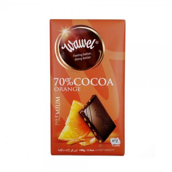 Wawel 70% Cocoa Orange 536625-V001 by Wawel