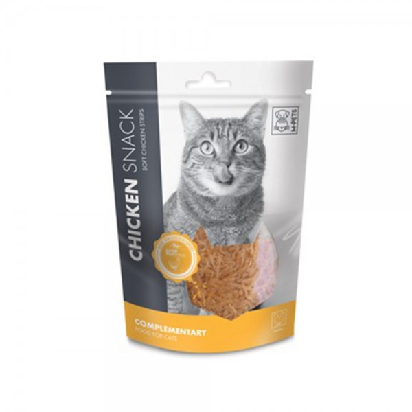 M-Pets Chicken Soft Strips Cat 536637-V001 by M Pets