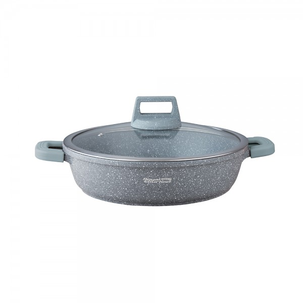 GRANIT SWALLOW COOKING POT 3.7L 536811-V001 by Royal Gourmet Corporation