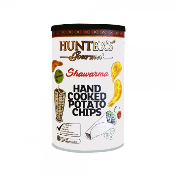 Hunters Shawarma Chips Can 536841-V001 by Hunter Foods