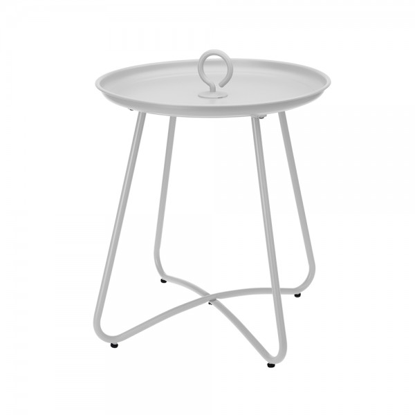 Eh Table Round Grey 536858-V001 by EH Excellent Houseware