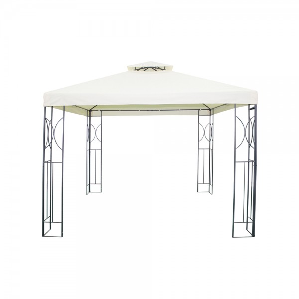 Ambiance Party Tent Taupe 3X3M 536897-V001 by Ambiance