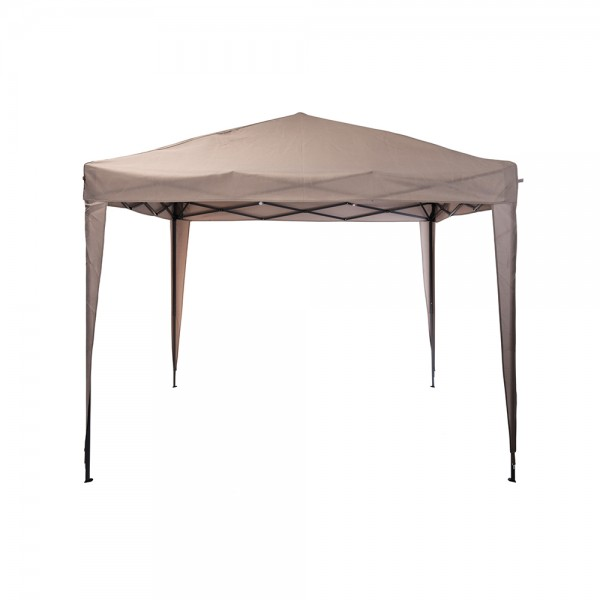 PARTY TENT TAUPE 536903-V001 by Ambiance