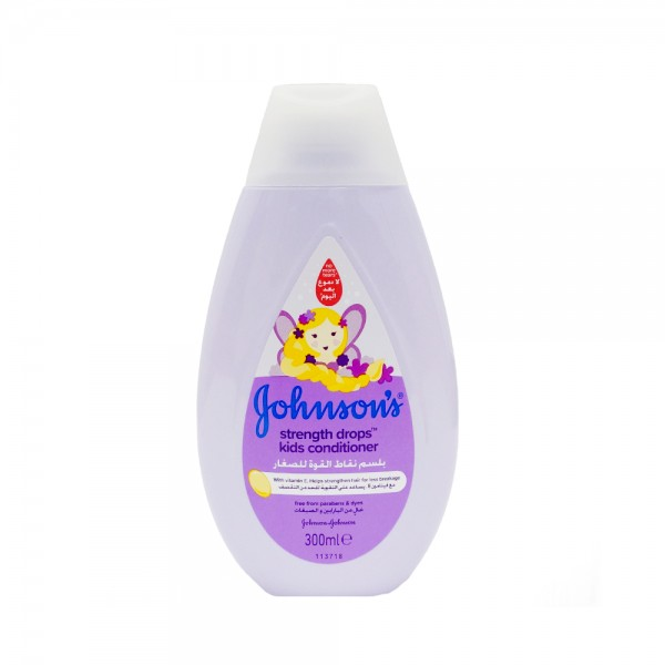 CONDITIONER STRENGHT DROPS 537049-V001 by Johnson & Johnson