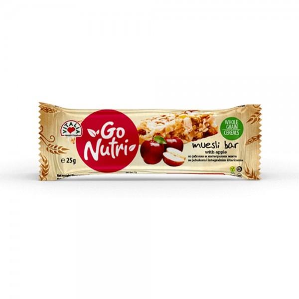 Vitalia Cereal Bar Apple 537376-V001 by Vitalia