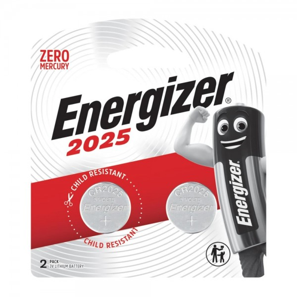 Energizer coin 2025 BP2 2pc 537514-V001 by Energizer