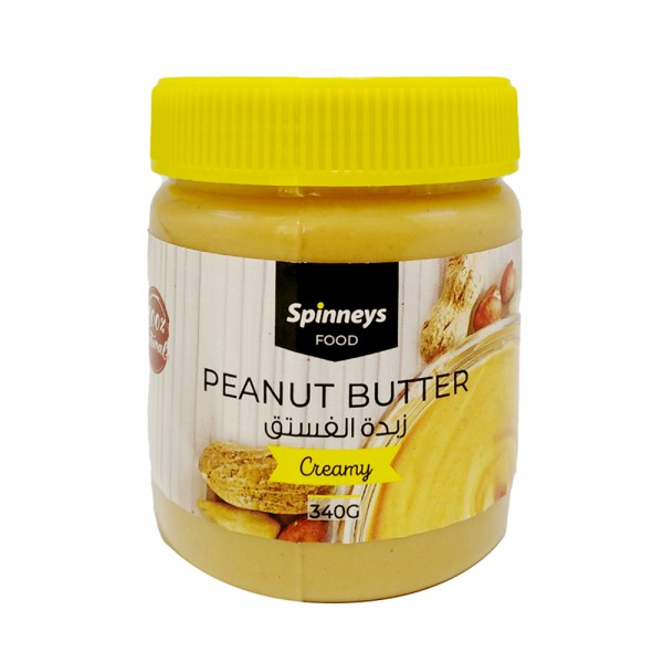 Spinneys Creamy Peanut Butter 537702-V001 by Spinneys Supreme