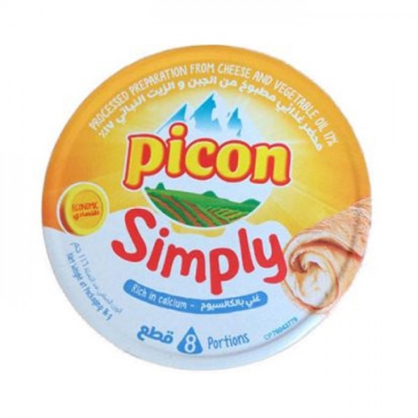 Picon Cheese Simply 112g 537801-V001 by Picon