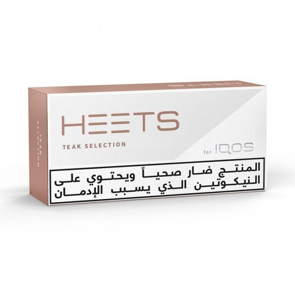 Heets for IQOS Teak Selection 537861-V001 by Heets