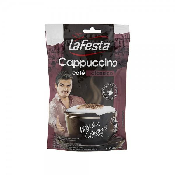 La Festa Cappuccino Giovanni Classic 100g 537892-V001 by La Festa