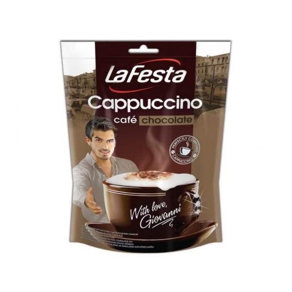 La Festa Cappuccino Giovanni Chocolate 100g 537893-V001 by La Festa