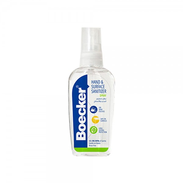 SANITIZING HAND AND SURFACE SPRAY 537911-V001 by BOECKER