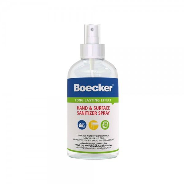 SANITIZING HAND AND SURFACE SPRAY 537913-V001 by BOECKER