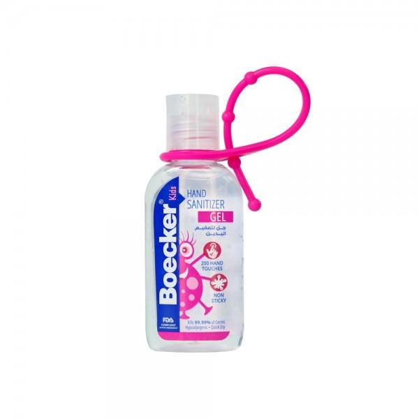 Boecker Hand Gel Kids Pink 537915-V001 by BOECKER