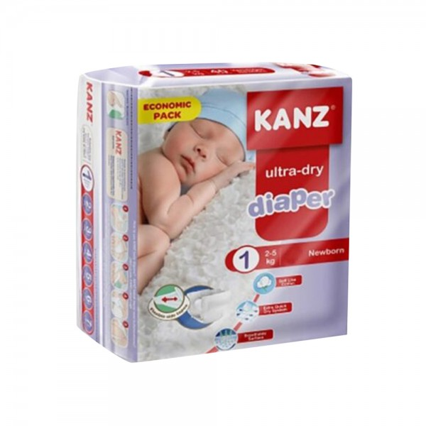 MEGA PACK NEWBORN 2-5KG 537935-V001 by Kanz