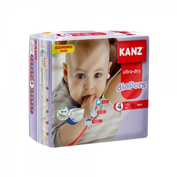 MEGA PACK MAXI 7-18KG 537938-V001 by Kanz