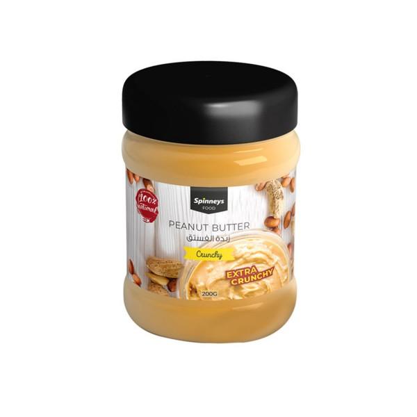 Spinneys Crunchy Peanut Butter 537992-V001 by Spinneys Food