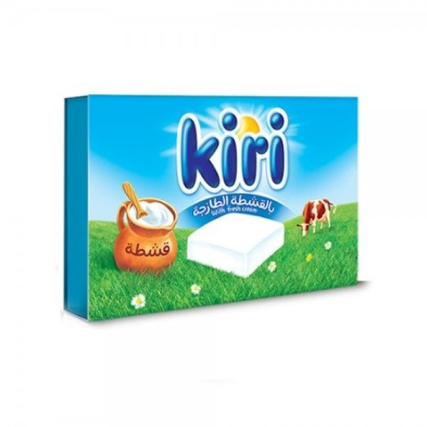 Kiri Cheese Spread, 4 Portions, 66g 538025-V001 by Kiri