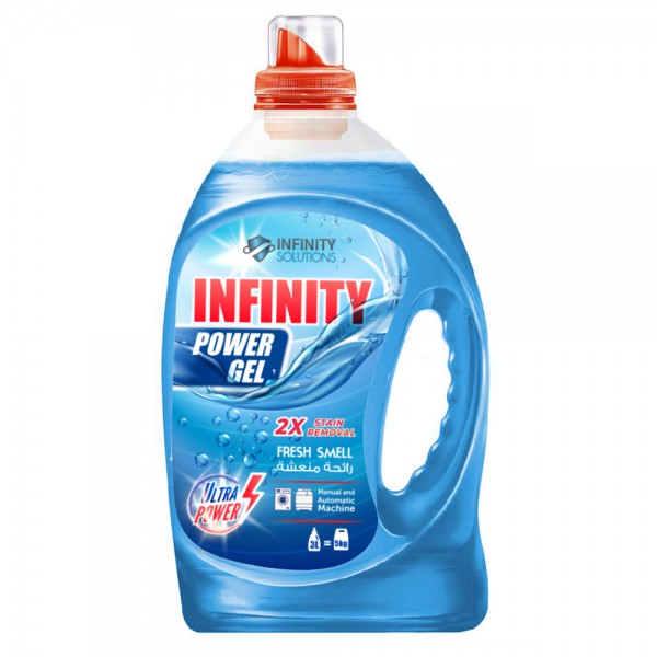 INFINITY Power Gel Colors 3L 538079-V001 by Infinity