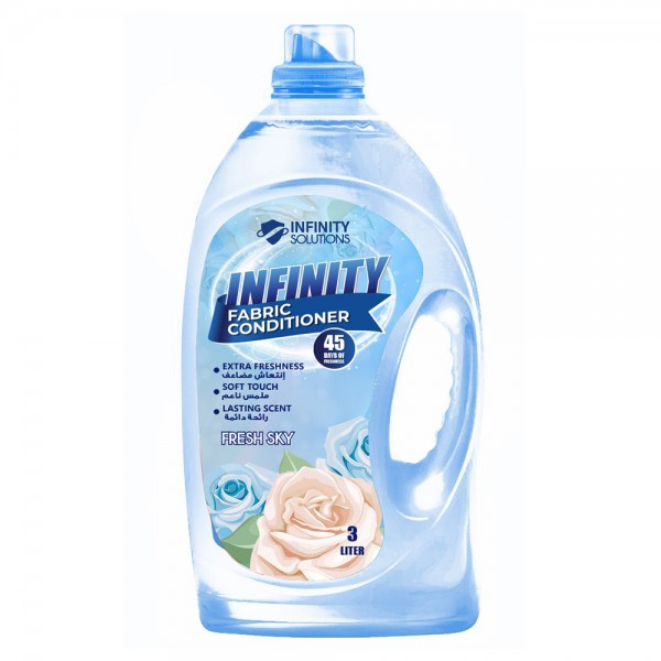 INFINITY Fabric Conditioner Blue 3L 538083-V001 by Infinity