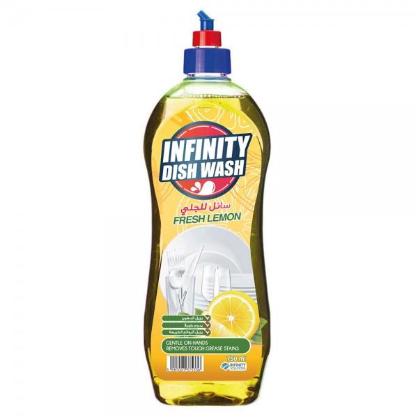 INFINITY Dish Wash Fresh Lemon 750ml 538195-V001 by Infinity