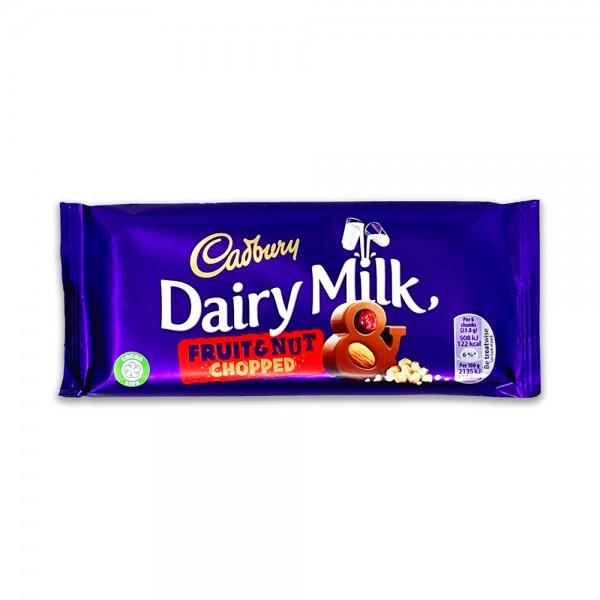 DAIRY MILK FRUIT + NUT CHOPPED 538261-V001