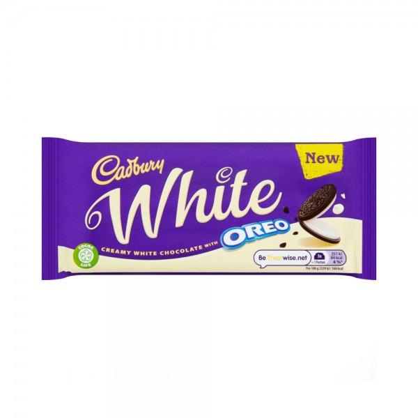 CDAIRY MILK OREO WHITE 538263-V001 by Cadbury