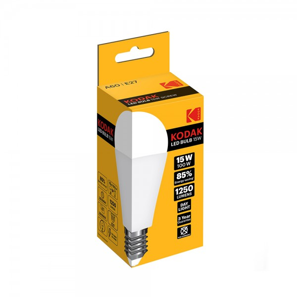 LED BULB A60 E27 DAY 538285-V001 by Kodak