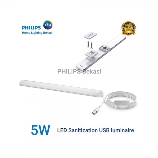 LED SANITIZATION 405NM DISINFECTION USB LIMINAIRE 538807-V001 by Philips