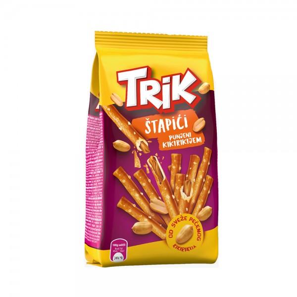 TRIK Pretzels Sticks Filled with Peanuts 150g 538815-V001 by Trik